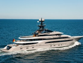 Lürssen line-up three Superyacht Deliveries to end 2014