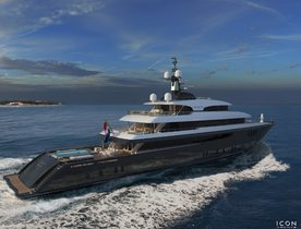 Superyacht ICON Offers Special Daily Charter Rate