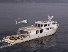 Discounted Rates on Expedition Charter Yacht SuRi