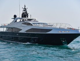 Superyacht 'Ghost II' Coming Soon To Australia