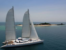 Charter Yacht 'DOUCE FRANCE' in Raja Ampat and Palau For 2014