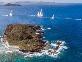 Charter Yachts Prepare for Loro Piana Caribbean Superyacht Regatta 2017