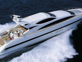 Charter Yacht NEGARA Offers Reduced Rates to Fill Calendar