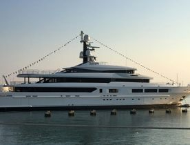 Newly Launched Superyacht SUERTE to Become Available for Charter