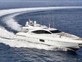 Overmarine sell fifth Mangusta 110 superyacht