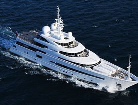Superyacht NAIA Has Charter Availability in the Caribbean