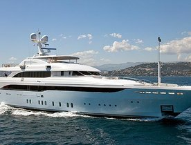 Last Minute Availability on Charter Yacht Victory
