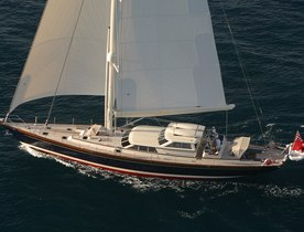S/Y MARAE Available to Charter in New England This Summer