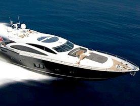 28 Metre Motor Yacht Baltazar Joins the Charter Fleet