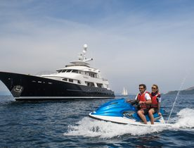 Motor Yacht L'ALBATROS Waivers Delivery Fees in Italy and Croatia