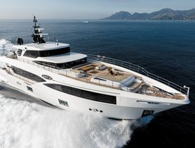 Brand new luxury yacht ISLA joins yacht charter fleet