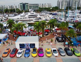Round-Up of the Singapore Yacht Show 2017