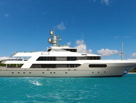 Remodelled Charter Yacht 'My Seanna' Available in Caribbean this Winter