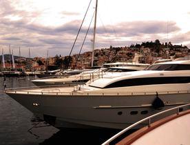 East Med Yacht Show 2014