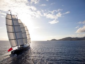 Sailing Yacht 'Maltese Falcon' Open For Charter In The Mediterranean This Summer
