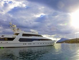Superyacht O'LEANNA Reduces Charter Rate Throughout May And June