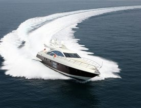 Charter Yacht MOSAFA in the West Med This Summer