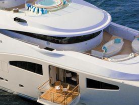 Mediterranean yacht charter special: refit superyacht MARAYA reduces rate