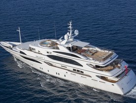 Summer 2014 Charters on GALAXY