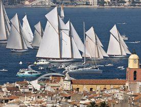 Les Voiles de Saint-Tropez 2013