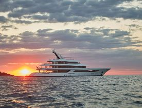 70m Feadship superyacht JOY offers reduced rates on Caribbean yacht charters