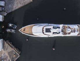 Nobiskrug 80m environmentally conscious super yacht Artefact launched