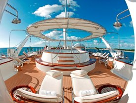 Charter Yacht SHERAKHAN to Undergo Refit at Icon Yachts