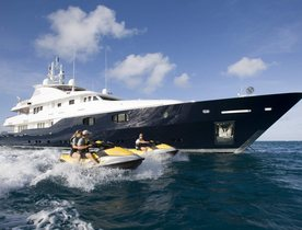 Celebrate Thanksgiving in the Caribbean aboard charter yacht ODESSA