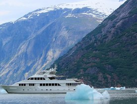 Superyacht SERENITY Available For Charter In Alaska This Summer