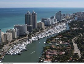 2014 Miami Yacht & Brokerage Show Opens
