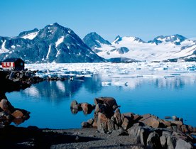 Adventure to Greenland for Less On Board Charter Yacht LEGEND