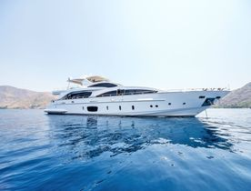 Azimut Motor Yacht 'Antonia II' Joins Charter Market in the Philippines
