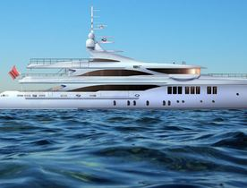 Golden Yachts delivers charter yacht O'MATHILDE