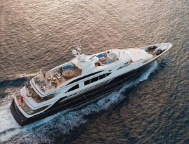 Caribbean Special Offer on Charter Yacht SWAN