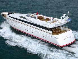 Superyacht POLLUX Offers Charter Deal
