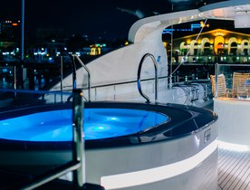 Superyacht BELUGA Available for Mediterranean Charters