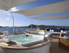 Charter Yacht STARFIRE Has Availability in Late August