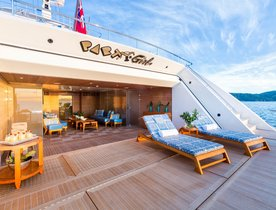 Escape to Tahiti On Board Icon Charter Yacht 'Party Girl'