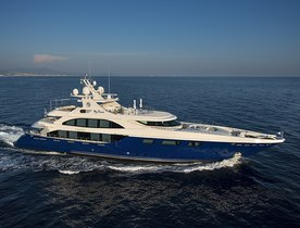 Superyacht 'My Dream' Renamed RESILIENCE