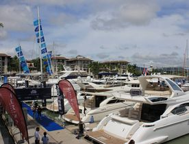 2017 Phuket Boat Show Impresses with Record Visitor Numbers