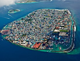 New Marina For Superyachts In The Maldives