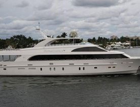Motor Yacht Renaissance Joins Charter Fleet With Cutting Edge-Water Toy