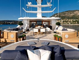 Celebrate New Year's Eve On Board Superyacht SEALYON For Less