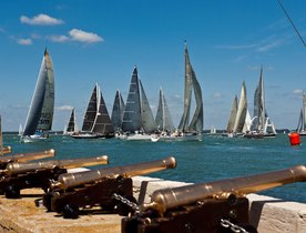 Royal Yacht Squadron Set to Host Bicentenary Regatta