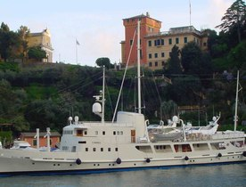 Charter Yacht Dionea Has Last Minute Availability