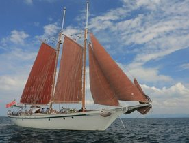 Adventure to South East Asia Aboard Sailing Yacht DALLINGHOO