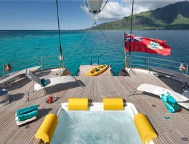 Charter Brand New 'MONDANGO 3' Sailing Yacht in the South Pacific