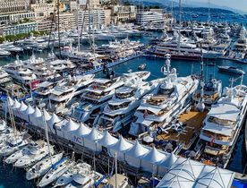 The countdown begins: seven days until Monaco Yacht Show 2018