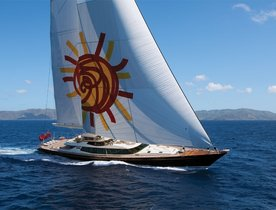 Charter Sailing Yacht TIARA For Charity