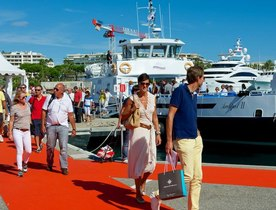 VIDEO: Cannes Boat Show 2013 - Day 4